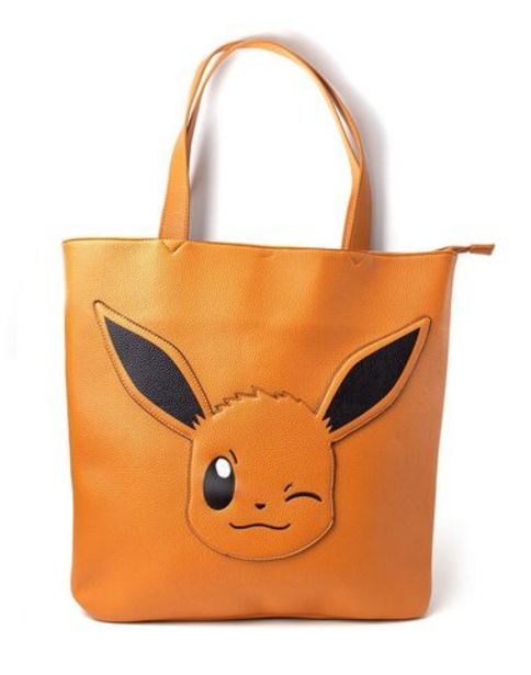 Sac à main - Pokémon - Evoli Tote Bag With All Over Printed Lining   offre à 39,99€
