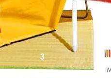 LANGOSTO tapis de plage offre à 9,95€