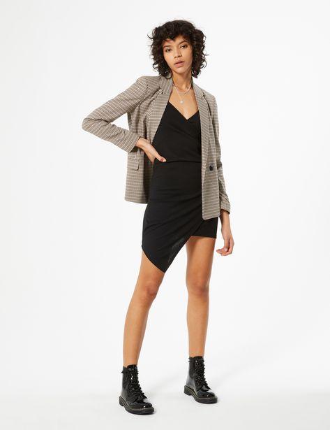 Robe asymétrique offre à 7,99€