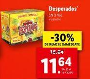 Desperados offre à 11,64€