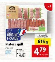 Grill offre à 4,79€