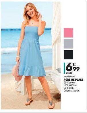 Robe de plage  offre à 6,99€