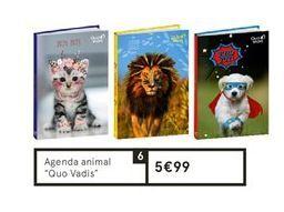 Agenda offre à 5,99€