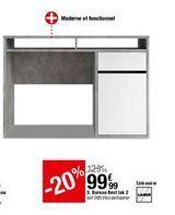 Bureau Best lak 2 offre à 99,99€
