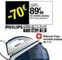 Centrale pressing PHILIPS offre à 89,99€