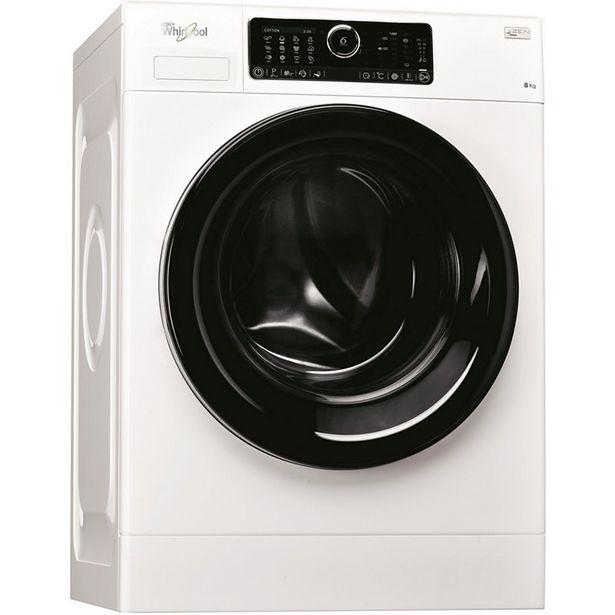 Lave linge hublot Whirlpool FSCR80430 offre à 549€