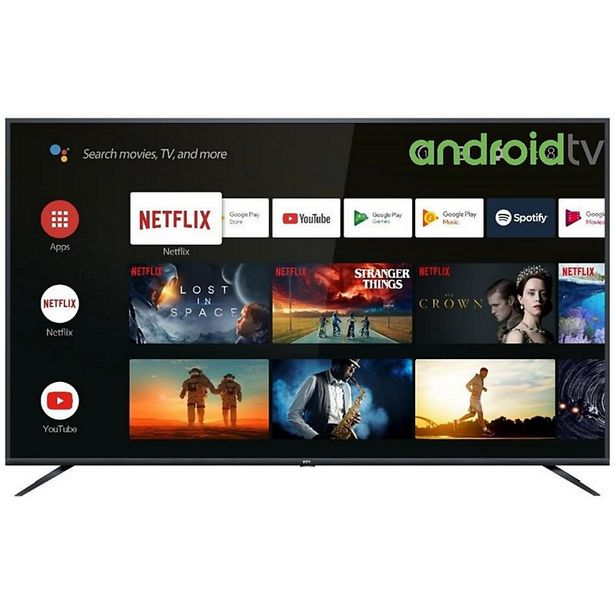 TV LED TCL 43EP662 Android TV offre à 349€