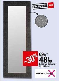 Miroir Volcano offre à 48,99€