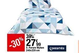 Parure Myken offre à 27,99€
