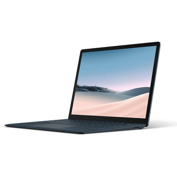 Ordinateur portable Microsoft Surface Laptop 3 13.5 i5 8 256 Bleu offre à 738,99€