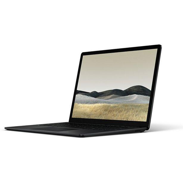 Ordinateur portable Microsoft Surface Laptop 3 13.5 i5 8 256 Noir offre à 724,5€
