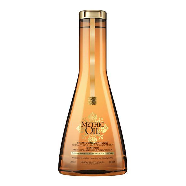 Mythic oil - shampoing aux huiles pour cheveux fins offre à 16€