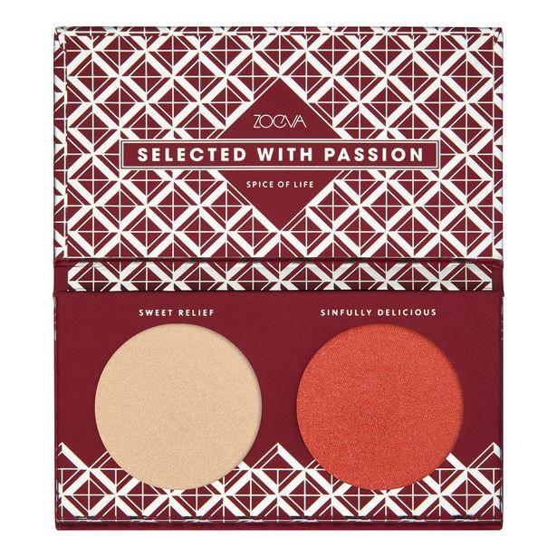 Spice of life highlighter - palette enlumineurs offre à 10,5€