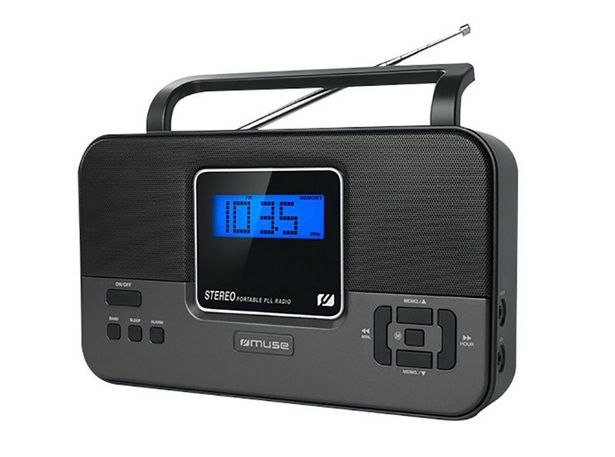 Radio MUSE M-087R PLL offre à 25,98€