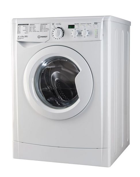 Lave linge hublot 9 kg INDESIT A++ EWD 91282 W FR offre à 289,98€