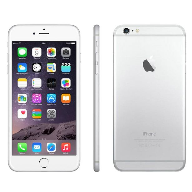APPLE iPhone 6 16 Go silver reconditionné grade A+ offre à 149,98€