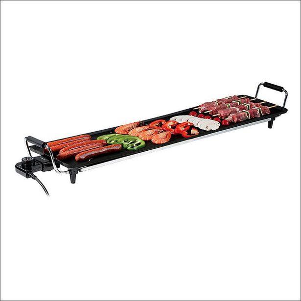 Plancha LIVOO DOM231 - XL 90x23cm offre à 29,98€