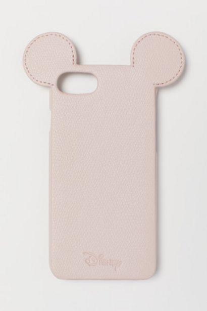 Coque pour iPhone 6/7/8 offre à 2,99€