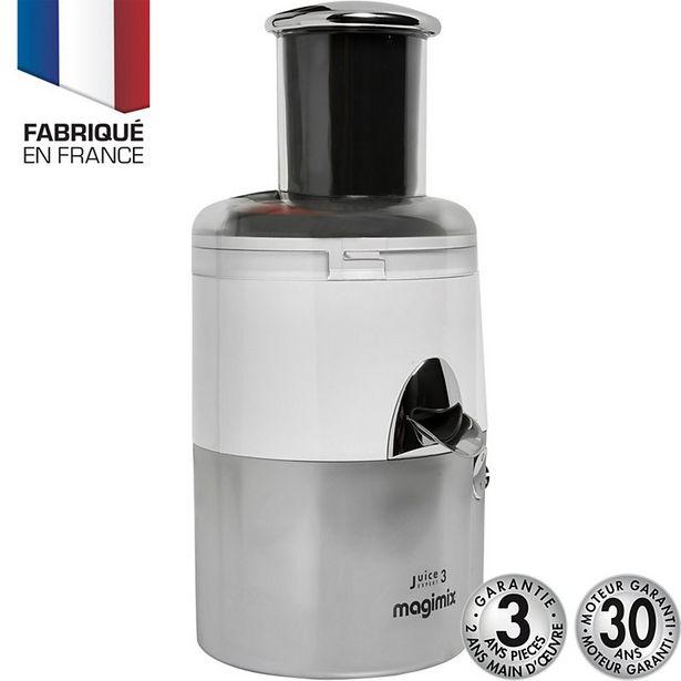 Extracteur de jus Magimix 18085F Juice Expert 3 blanc offre à 249€