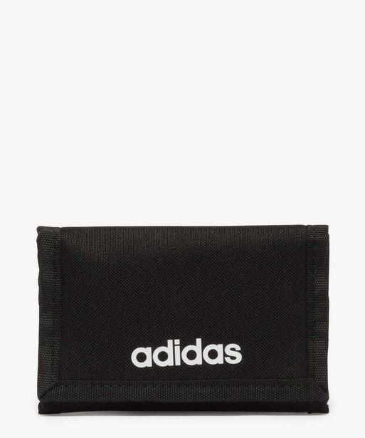 Porte-monnaie homme à fermeture scratch – Adidas offre à 7,99€