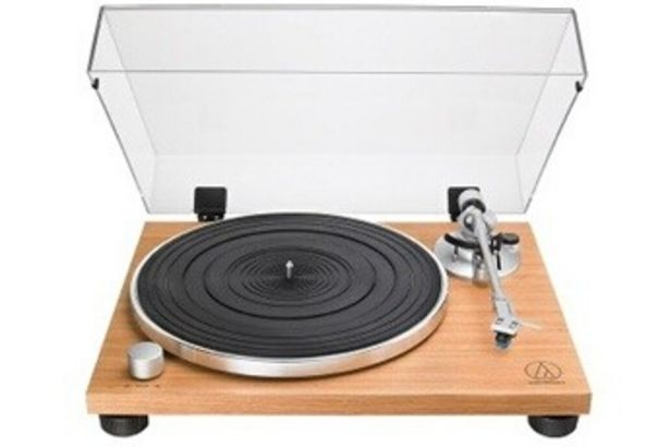Platine vinyle AT-LPW30TK Audiotechnica offre à 269,99€