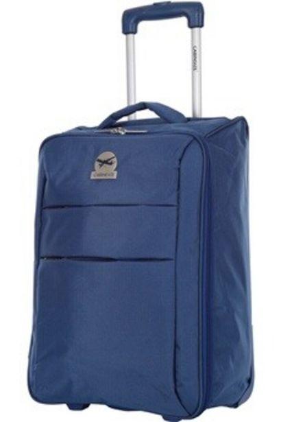 Valise Valise cabine souple pliable MARINE Cabine Size offre à 24,99€