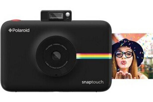 Appareil photo instantané SNAP TOUCH NOIR Polaroid offre à 129,99€