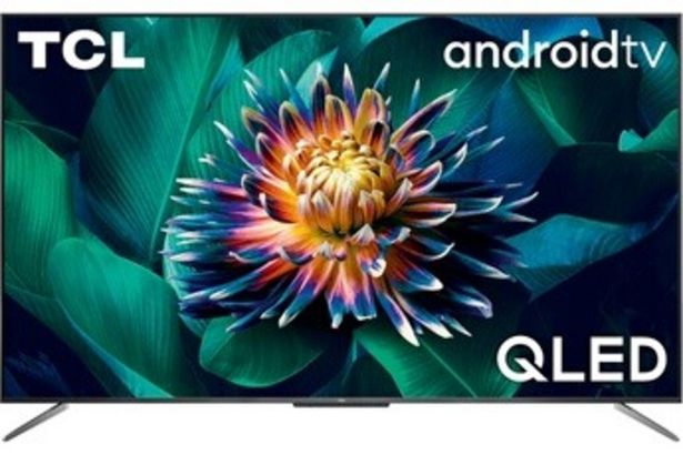 TV QLED 55C715 4K UHD Android TV Tcl offre à 549,99€