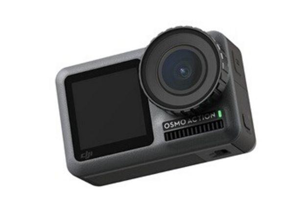 Caméra sport OSMO ACTION Dji offre à 279€