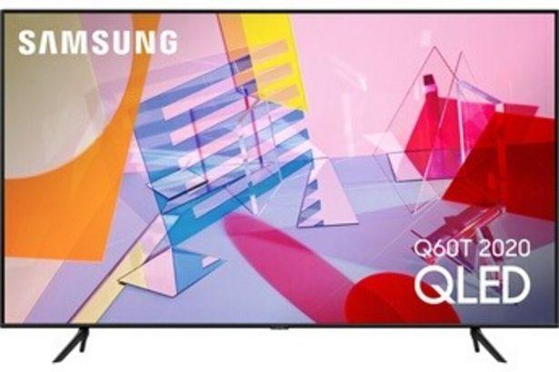TV QLED QE50Q60T 2020 Samsung offre à 799,99€