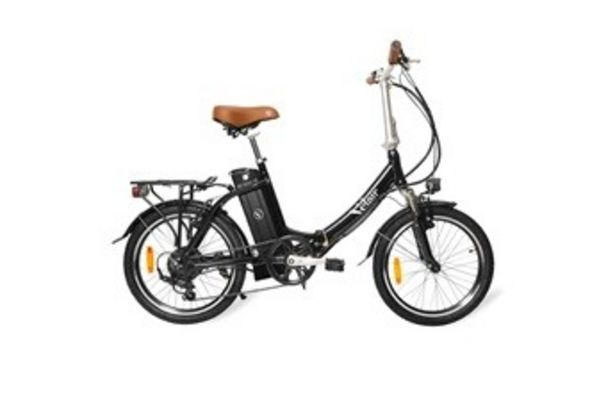 Vélo électrique URBAN NOIR Velair offre à 1150€