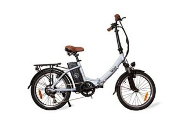 Vélo électrique Urban blanc Velair offre à 1150€