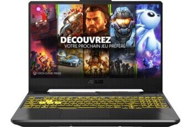 PC portable F15 TUF566LU-HN024T Asus offre à 1279,99€