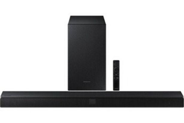 Barre de son Barre de son HW-T550 Samsung offre à 229,99€
