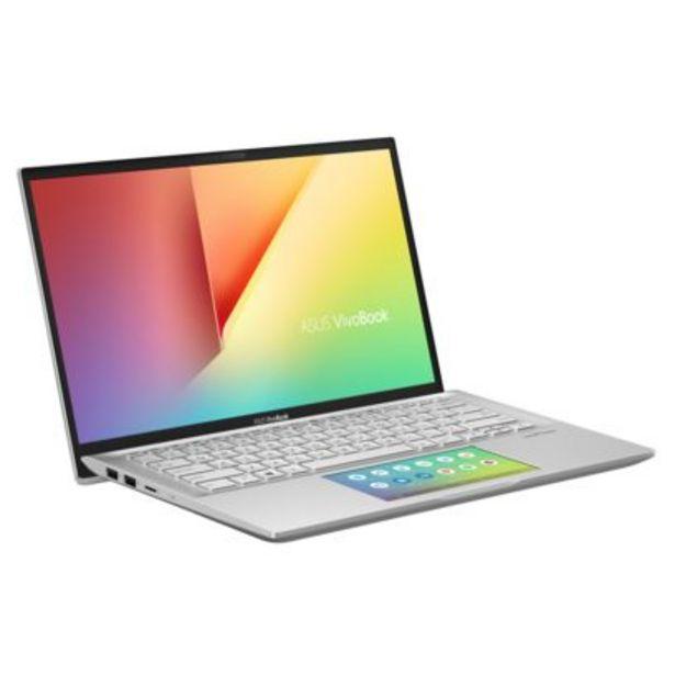 VivoBook S14 - S432FA-EB052T - Argent offre à 799,99€