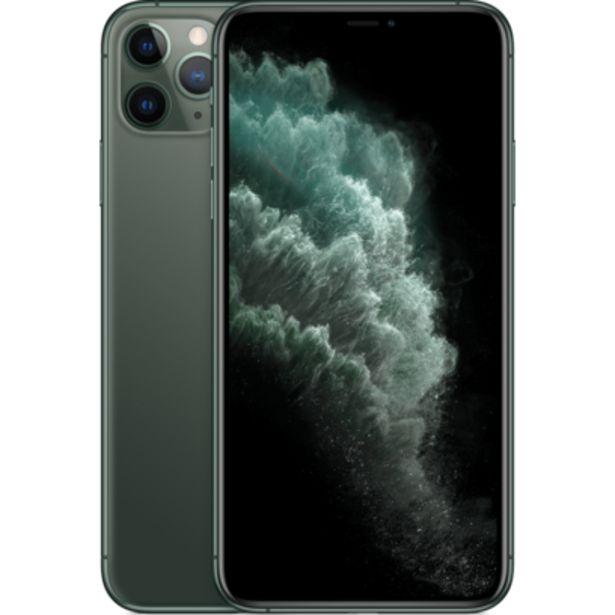 IPhone 11 Pro Max - 256 Go - MWHM2ZD/A - Vert nuit offre à 1329€