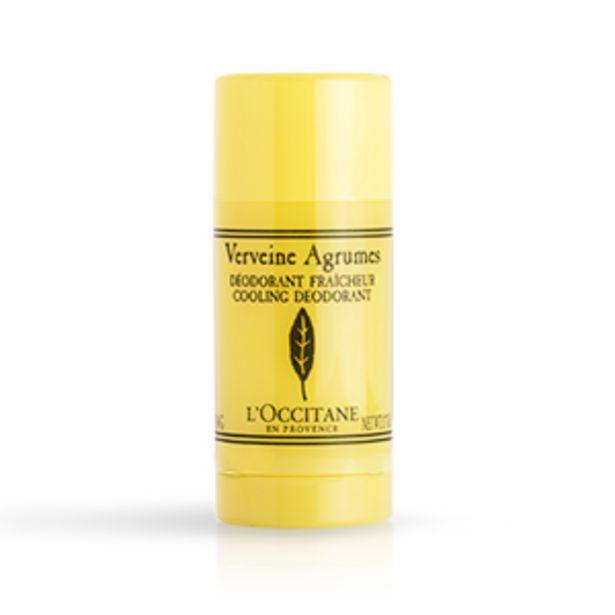 Déodorant Verveine Agrumes offre à 16,5€