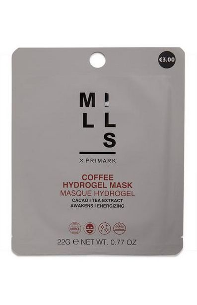 Masque-tissu hydrogel au café Joe Mills offre à 3€