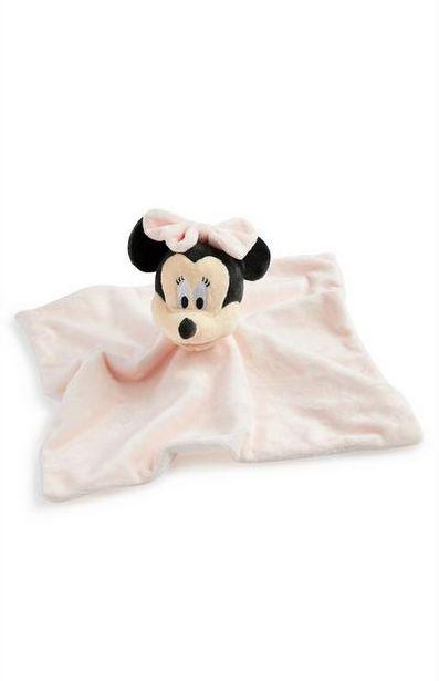 Doudou rose Minnie Mouse offre à 5€