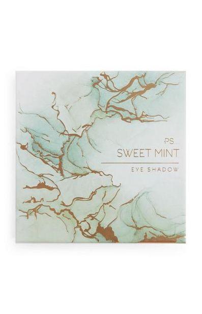 Palette de 9ombres à paupières PS Sweet Mint offre à 4€