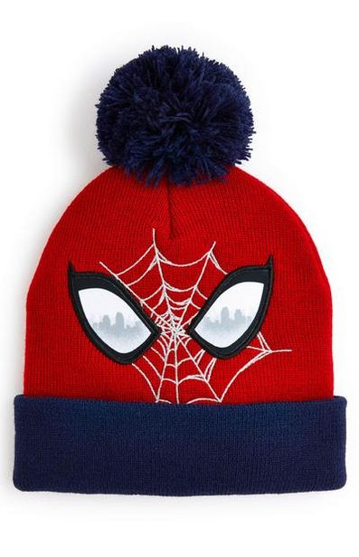 Bonnet Spiderman offre à 6€