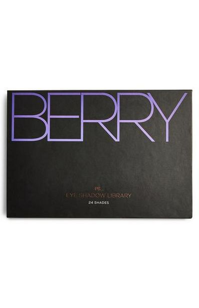 Palette d'ombres à paupières 24 teintes Ps Masterclass Berry offre à 12€