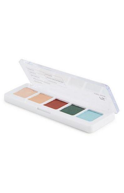 Palette d'ombres à paupières minérales Ps Chill Zone offre à 4€