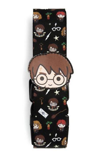 Sangle noire pour valise Harry Potter offre à 4,5€