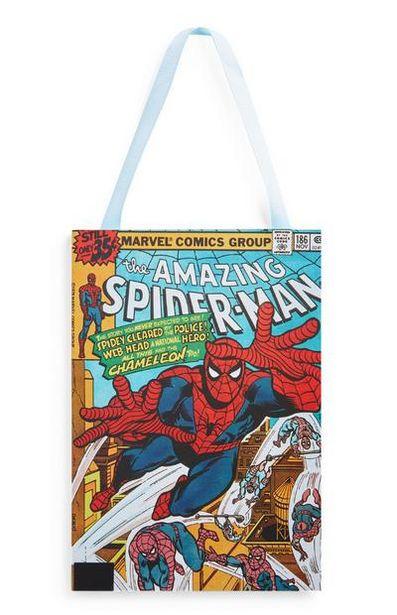 Plaque Spiderman Marvel offre à 2,5€