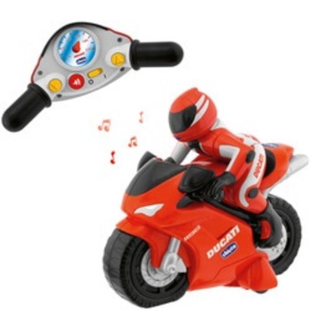 Moto Ducati Radiocommandée 1198 offre à 34,99€