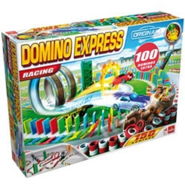 Domino Express Racing 150 dominos avec 100 dominos offerts offre à 24,99€
