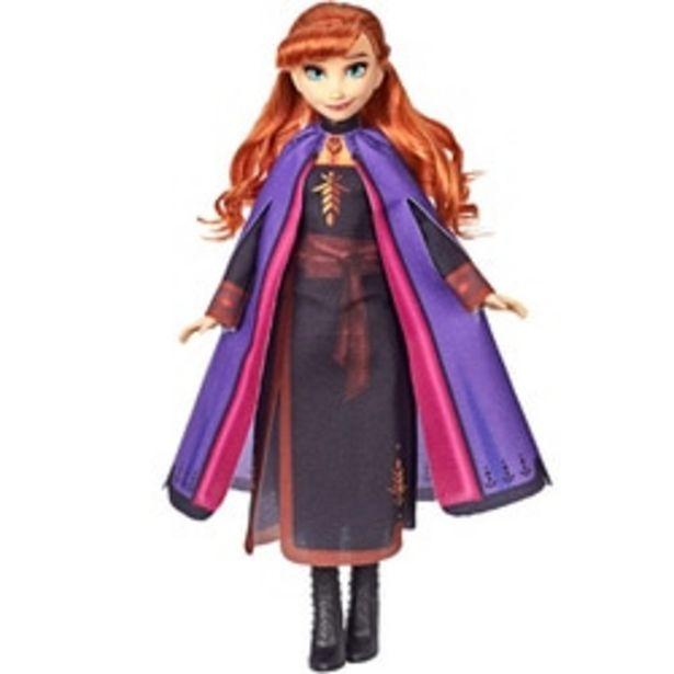 Poupée Anna 26 cm La Reine des neiges 2 offre à 14,99€