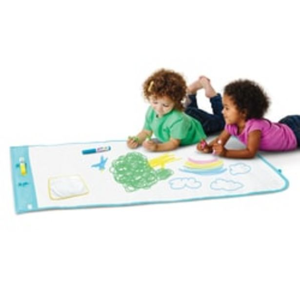Tapis de dessins Color Pop offre à 19,99€