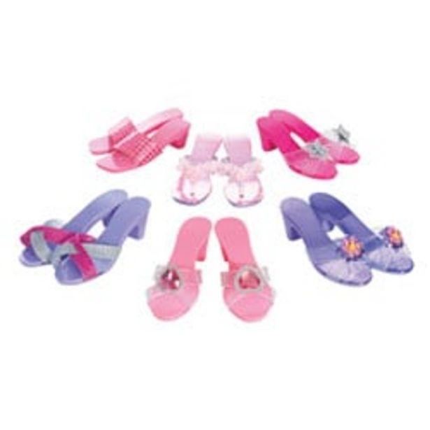 Coffret de 6 Paires de Chaussures offre à 19,99€